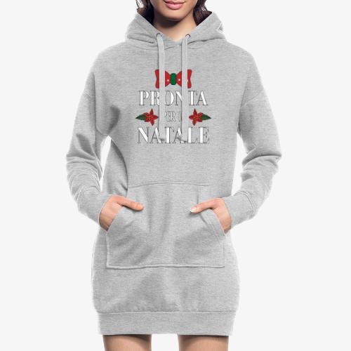 Il regalo di Natale perfetto - Vestitino con cappuccio