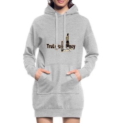 TruLove&Money - Hoodie Dress