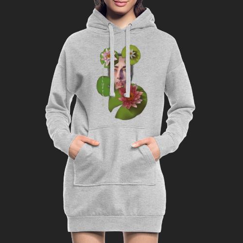 Friluftsliv L'art de se connecter avec la nature - Sweat-shirt à capuche long Femme