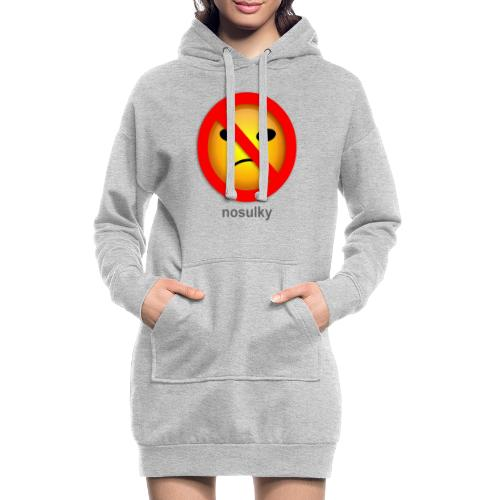 nosulky - Sweat-shirt à capuche long Femme