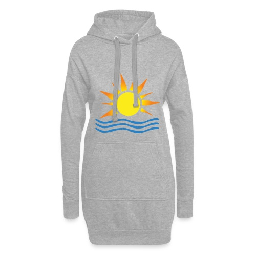 Ashra Sunrise - Hoodie Dress