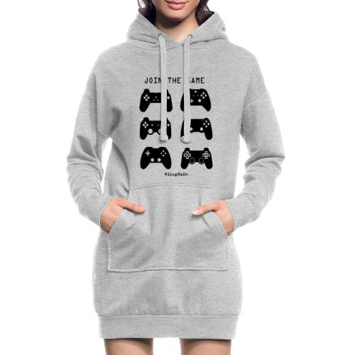 Join The Game - Hoodie Dress