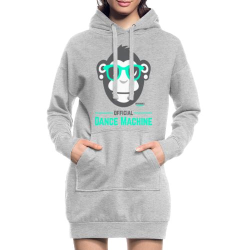 Official Dance Machine - Hoodie-Kleid