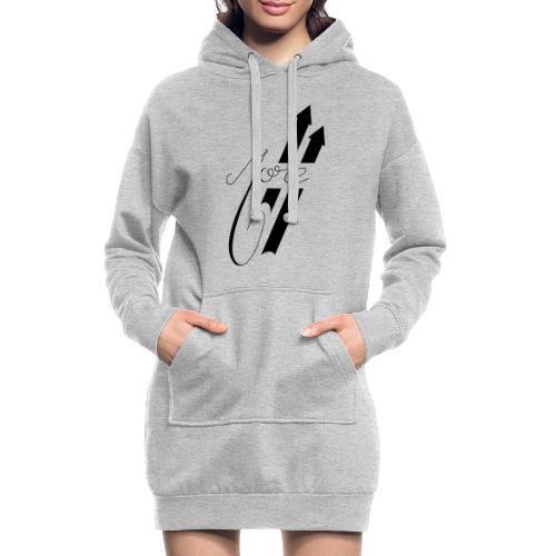 More : Faites Plus - Sweat-shirt à capuche long Femme