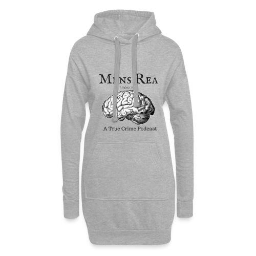 Guilty Mind Mens rea Logo - Hoodie Dress