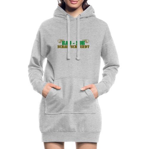BAU-SUB Scharfschwerdt - Hoodie-Kleid