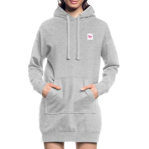 Atuendo femenino - Sudadera vestido con capucha