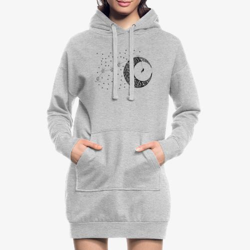 Dream your routes - Hoodie Dress