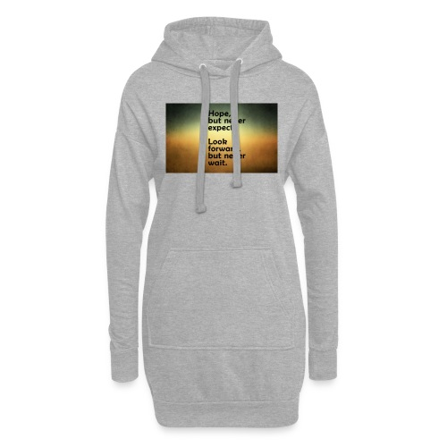 68655307 thoughts wallpapers - Hoodie Dress
