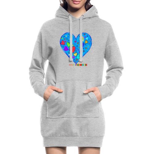 HerzensSchwester - Hoodie-Kleid
