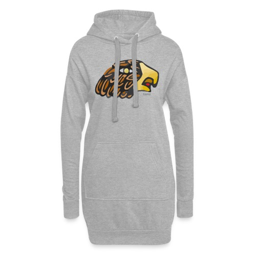 Aztec Icon Eagle - Hoodie Dress