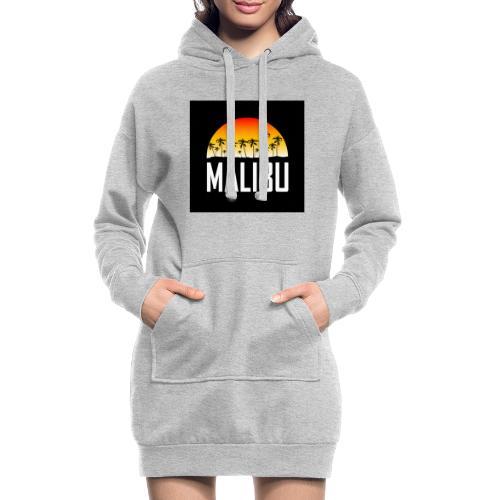 Malibu Nights - Hoodie Dress