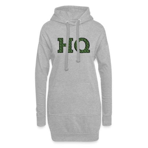 HQ LOGO 4 - Hoodiejurk