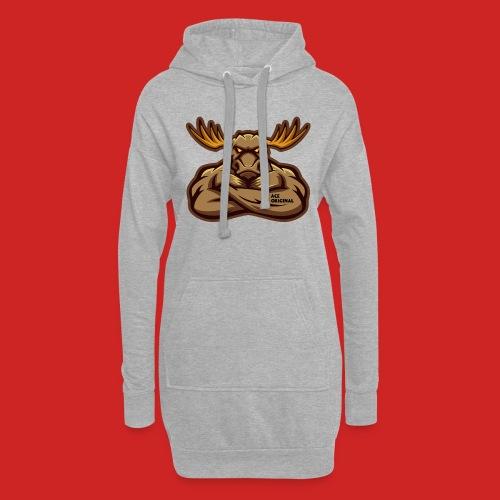 Ace Original Moose Mascot - Hoodie Dress