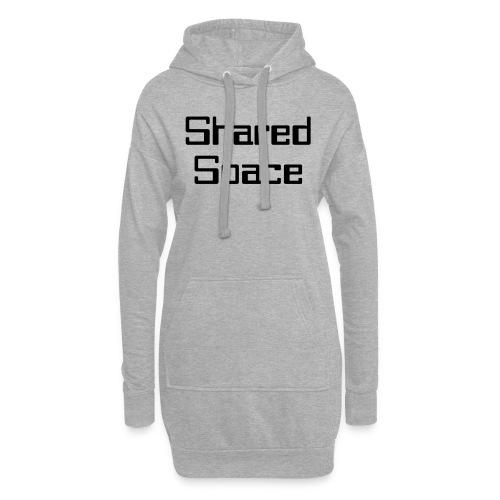 Shared Space - Hoodie-Kleid