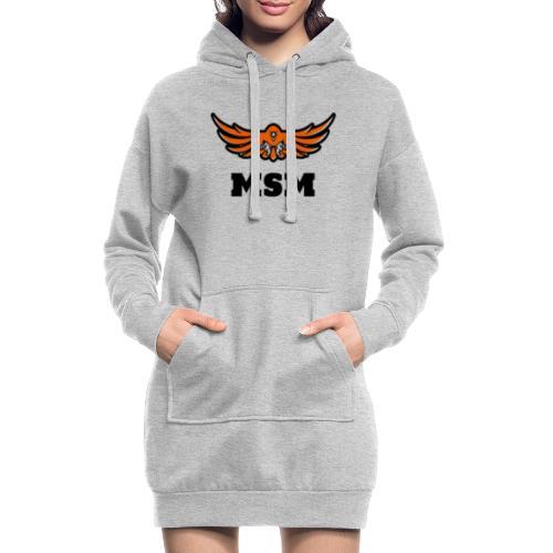 MSM EAGLE - Hoodie-kjole