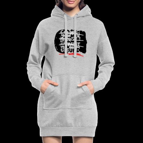 g4g - Hoodie-Kleid