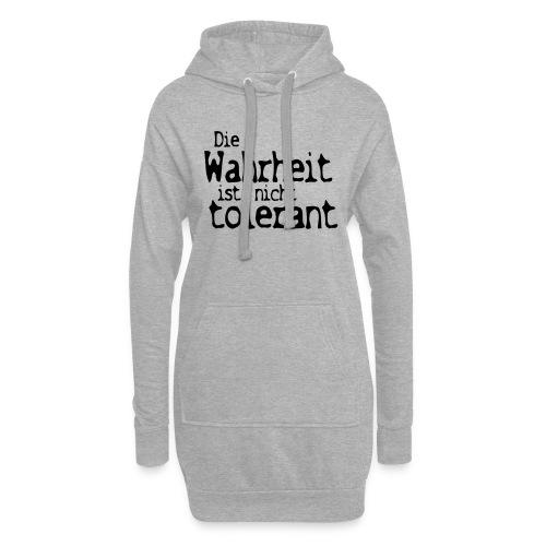 tolerant (JESUS-shirts) - Hoodie-Kleid