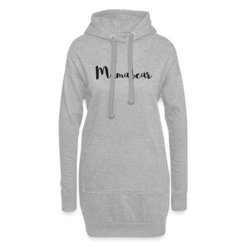 Mamabear - Hoodie-Kleid