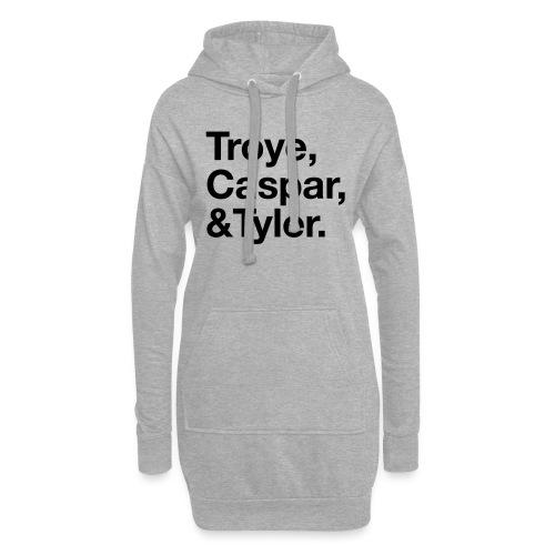TROYE CASPAR AND TYLER - YOUTUBERS - Vestitino con cappuccio
