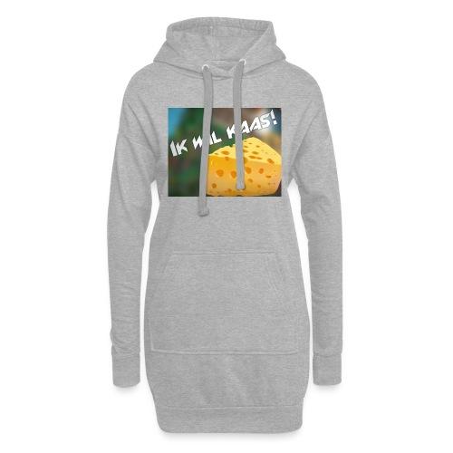 DeGeldigeKaas Merchandise - Hoodiejurk