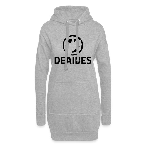 Deaibes - Hoodie-kjole