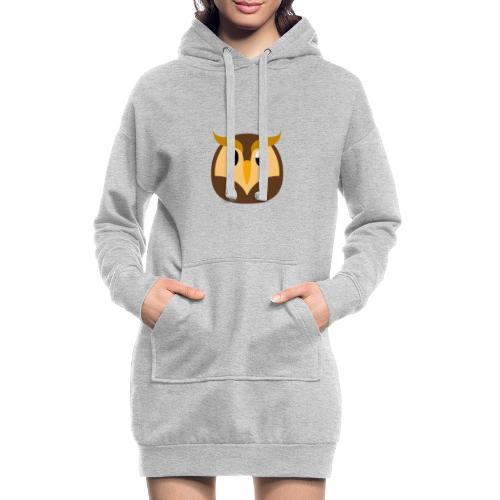 Eule »Schuhu« - Hoodie Dress
