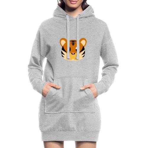 Tiger »Tom« - Hoodie Dress