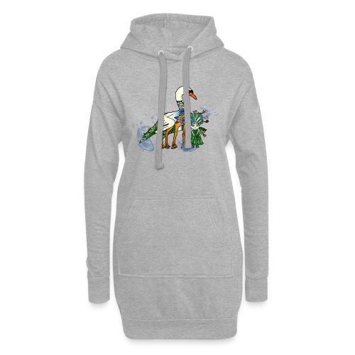 Energiewesen Tesalor - Hoodie-Kleid