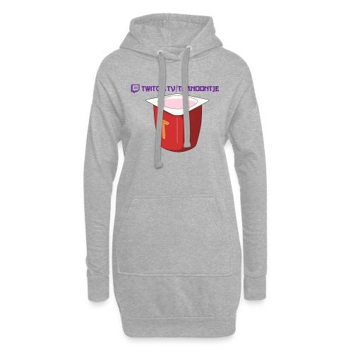 Snapback Thanoontje logo - Hoodie Dress