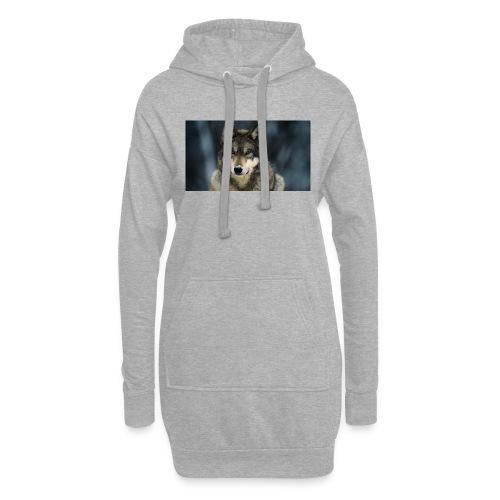 wolf shirt kids - Hoodiejurk