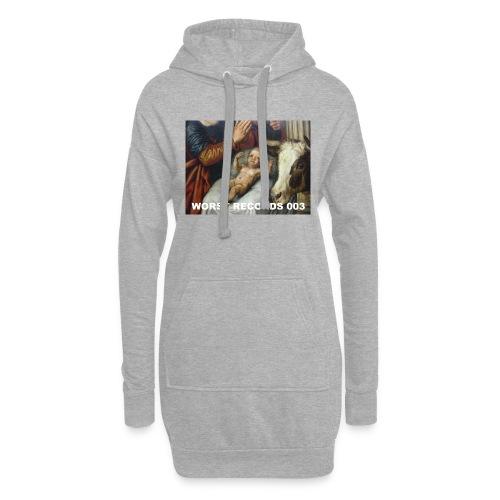 Worst Records 003 - Hoodie Dress