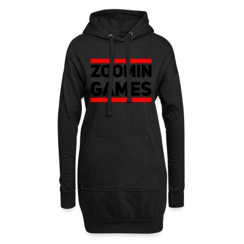 9815 2CRUN ZG - Hoodie Dress