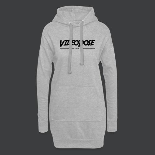 t-shirt_design_VideoDose - Hoodiejurk