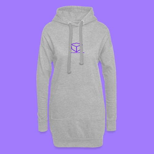 curtdoespcgaming logo #2 - Hoodie Dress