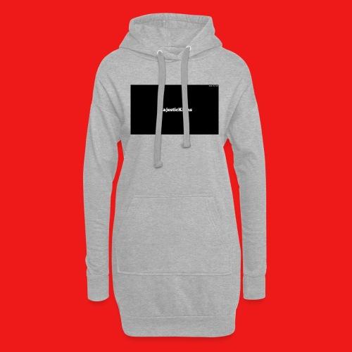 New - Hoodie-kjole