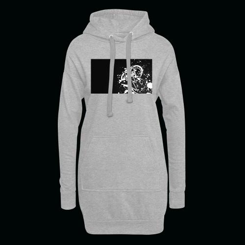 h11 - Sweat-shirt à capuche long Femme