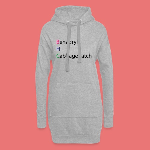 BHC Move Down Collection - Hoodie Dress