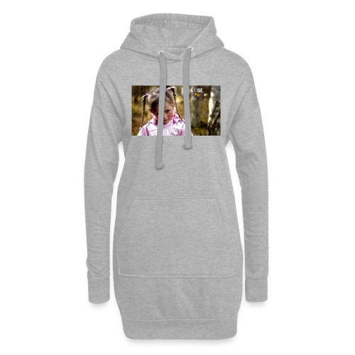 Lille Lise Picture - Hoodie Dress