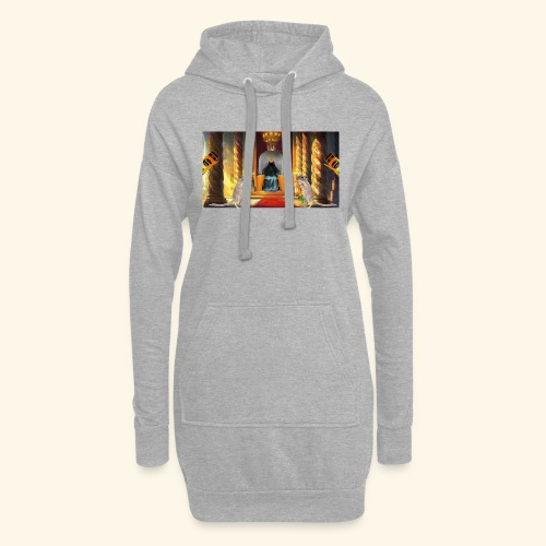 The Carrot King - Hoodie Dress