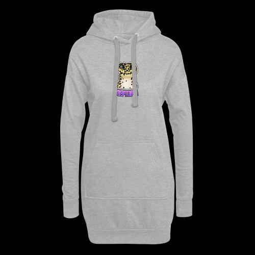 Reptopia Logo Tee - Hoodie Dress