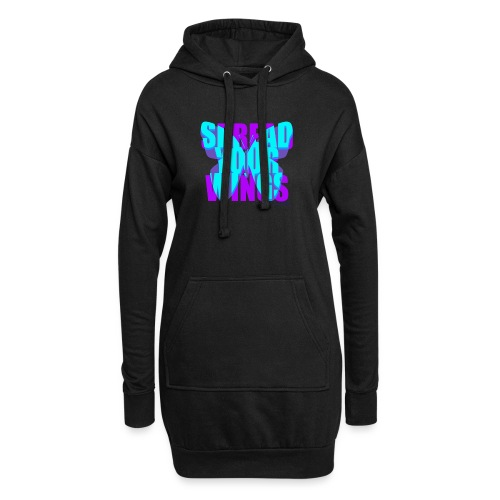 Spread your wings new - Hoodie Dress