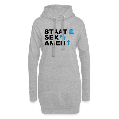 Staatsexamen / Staat Sex Amen - Hoodie-Kleid
