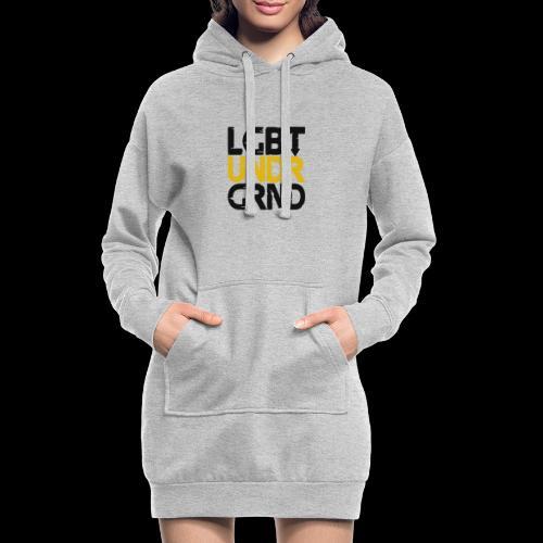 LGBT UNDERGROUND - Hoodie Dress