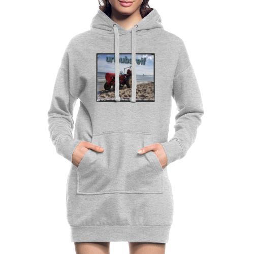 urlaubsreif - Hoodie-Kleid