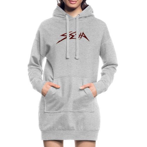 SEUA logo Speedy red - Luvklänning