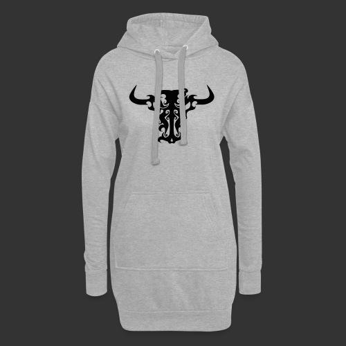 Bull - Hoodie-Kleid
