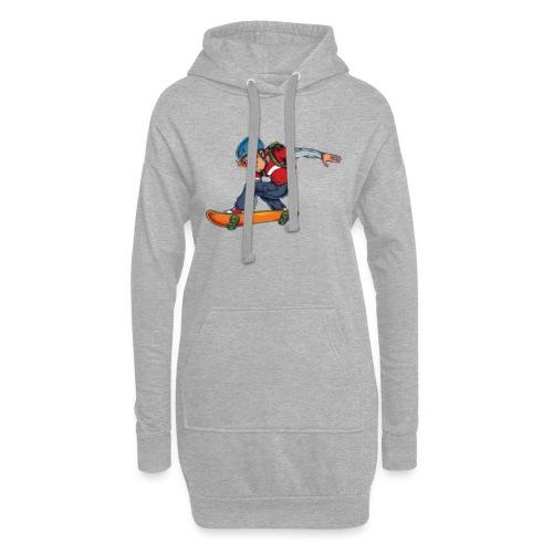 Skater - Hoodie Dress