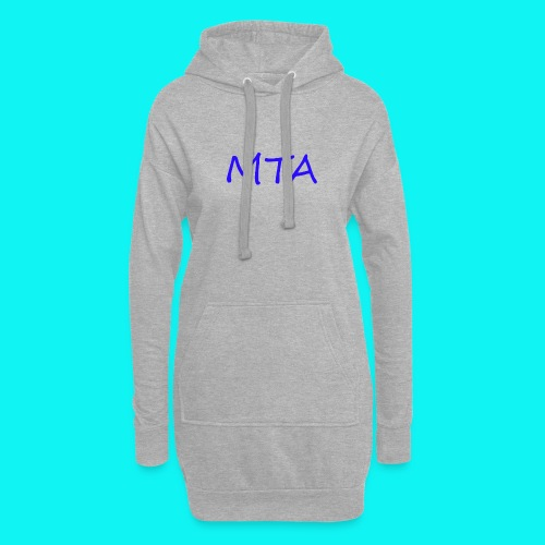 #MTA t-shirts - Hoodie-kjole