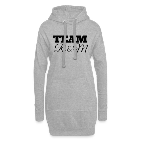Snapback team r&m - Hoodie Dress